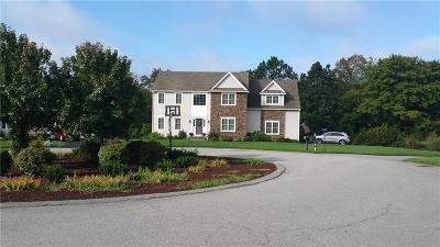 Cumberland Single Family Home For Sale: 44 Britts Rdg