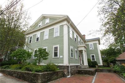 Condo/Townhouse For Sale: 106 Williams St, Unit#3 #3