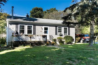 Newport Single Family Home Act Und Contract: 21 Madeline Dr