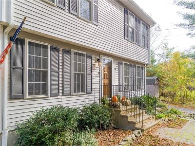 Foster Single Family Home For Sale: 98 Foster Center Rd