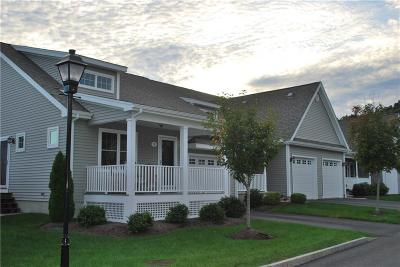 Cumberland Condo/Townhouse Act Und Contract: 500 Mendon Rd, Unit#57 #57