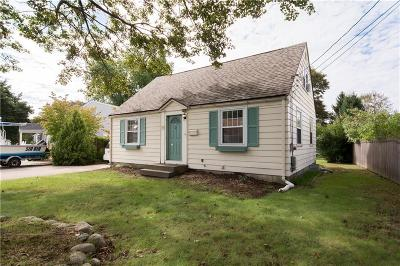 North Kingstown Single Family Home Act Und Contract: 39 Nichols Rd