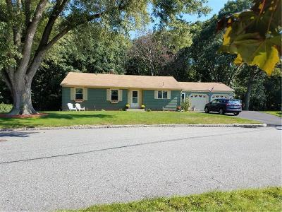 Woonsocket Single Family Home Act Und Contract: 255 Bayberry Rd