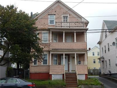 Providence Multi Family Home For Sale: 135 Reservoir Av