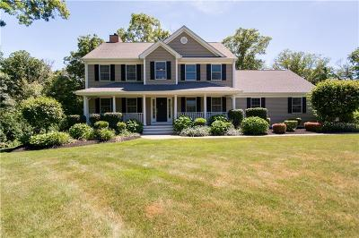 Tiverton Single Family Home Act Und Contract: 47 Tanglewood Dr