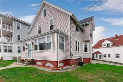 Woonsocket Single Family Home For Sale: 505 Providence St