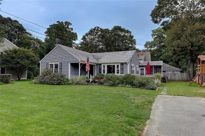 Bristol County Single Family Home For Sale: 5 Stacy St