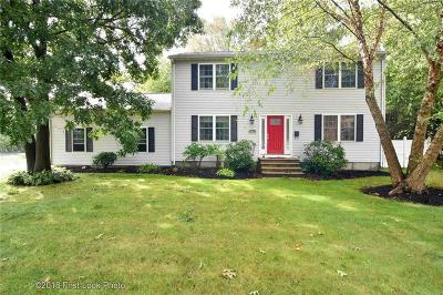 Bristol County Single Family Home Act Und Contract: 199 Roffee St