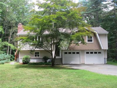 Burrillville Single Family Home Act Und Contract: 143 Smith Rd