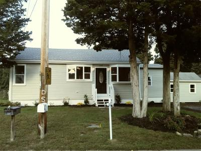 Kent County Single Family Home For Sale: 169 Hollis Av
