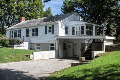 Jamestown Single Family Home Act Und Contract: 121 Hamilton Av