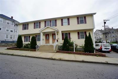 Central Falls Multi Family Home Act Und Contract: 3 - 5 Hendricks St