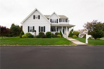 Narragansett Single Family Home Act Und Contract: 17 Southern View Dr