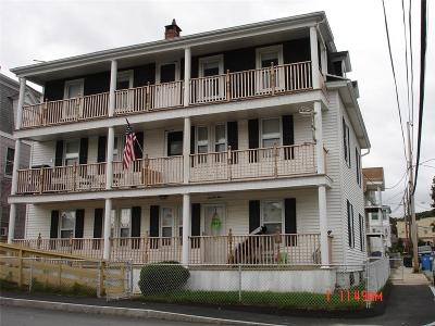 Lincoln Multi Family Home For Sale: 74 Central St