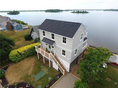 Single Family Home For Sale: 295 Twin Peninsula Av