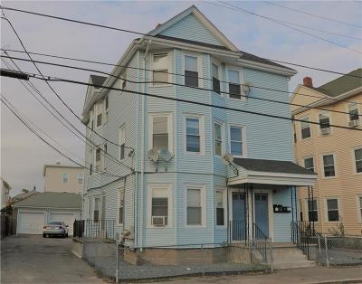 Pawtucket Multi Family Home For Sale: 86 Webster St