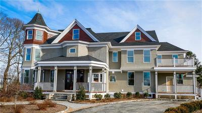 Portsmouth Condo/Townhouse For Sale: 567 Bristol Ferry Rd, Unit#1 #1