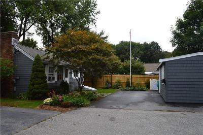 Barrington Single Family Home For Sale: 30 Wright Pl