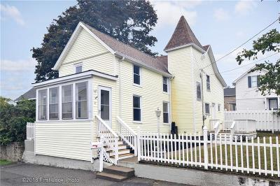 East Providence Single Family Home Act Und Contract: 31 Borden St