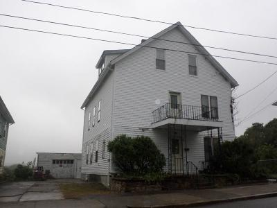 Woonsocket Multi Family Home For Sale: 213 Grand St