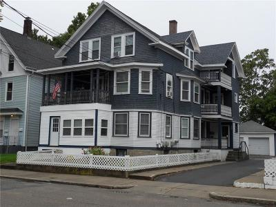 Woonsocket Multi Family Home For Sale: 84 Park Pl