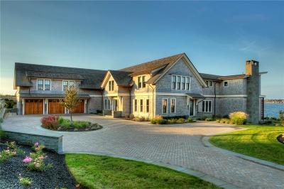 Single Family Home For Sale: 259 Tuckerman Av