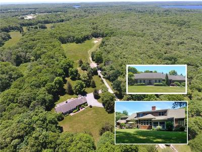South Kingstown Single Family Home For Sale: 195 Rockwood Lane