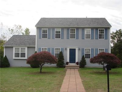 Johnston Single Family Home For Sale: 19 Belknap Farm Dr