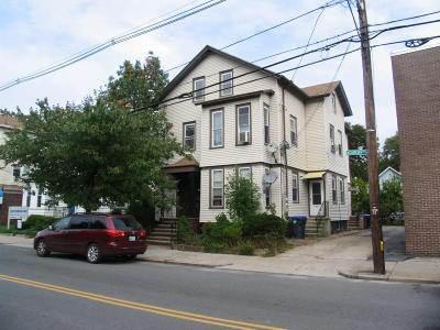 Providence Multi Family Home For Sale: 257 Acadamy Av