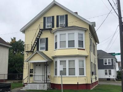 Pawtucket RI Multi Family Home For Sale: $300,000