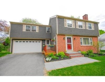 Bristol County Single Family Home Act Und Contract: 9 Paquin Rd
