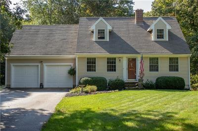 Hopkinton Single Family Home Act Und Contract: 23 Beech Hill Rd