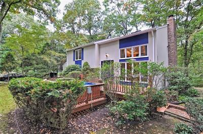 Coventry Single Family Home For Sale: 227 Richardson Rd