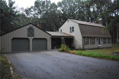 Glocester Single Family Home Act Und Contract: 36 Rustic Acres Dr
