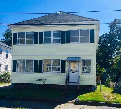 Pawtucket Multi Family Home For Sale: 13 Pullen Av