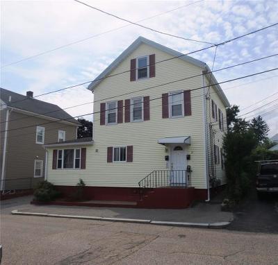 East Providence Multi Family Home For Sale: 21 Arlington St