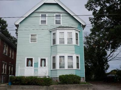 Woonsocket Multi Family Home For Sale: 196 Park Pl