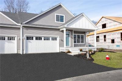 North Kingstown Condo/Townhouse For Sale: 295 Wickford Ct