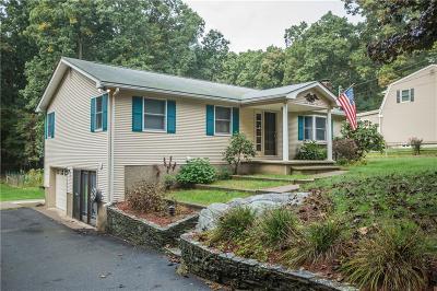 Lincoln Single Family Home For Sale: 302 Reservoir Av