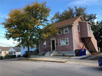 Central Falls Multi Family Home For Sale: 131 Perry St