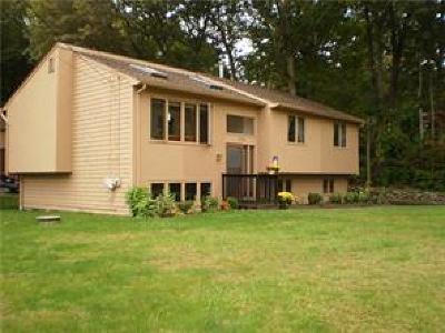 Cranston Single Family Home For Sale: 206 Kimberly Lane