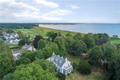 Barrington Single Family Home For Sale: 132 Nayatt Rd