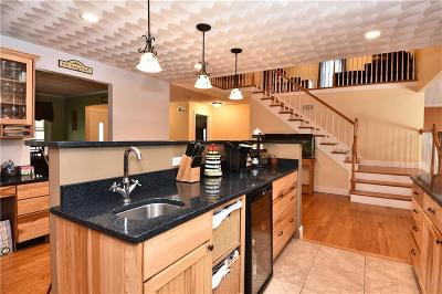 Coventry Single Family Home For Sale: 2389 Victory Hwy