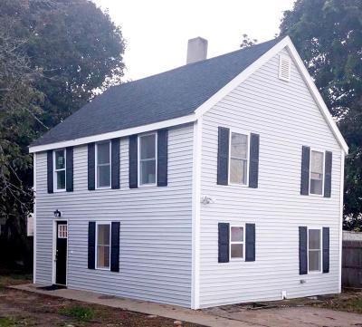 Cumberland Single Family Home For Sale: 8 Railroad Av