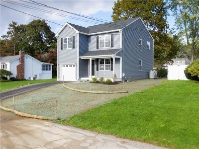 Cumberland Single Family Home For Sale: 29 Bellevue Av