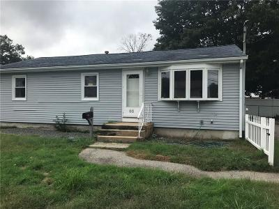 Cranston Single Family Home For Sale: 65 Perkins Av