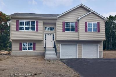Johnston Single Family Home For Sale: 1183 - Lot 17 Central Av