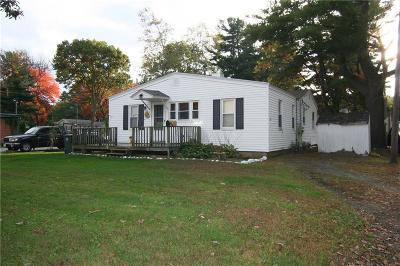 Coventry Multi Family Home For Sale: 16 Beach St