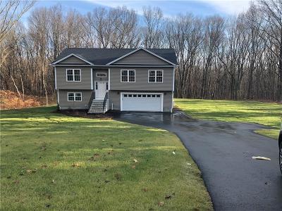 Johnston Single Family Home For Sale: 76 Reservoir Rd