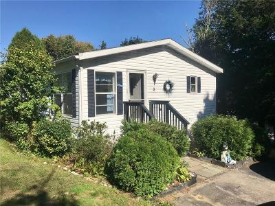 Charlestown Single Family Home Act Und Contract: 3 Catalpa Ct